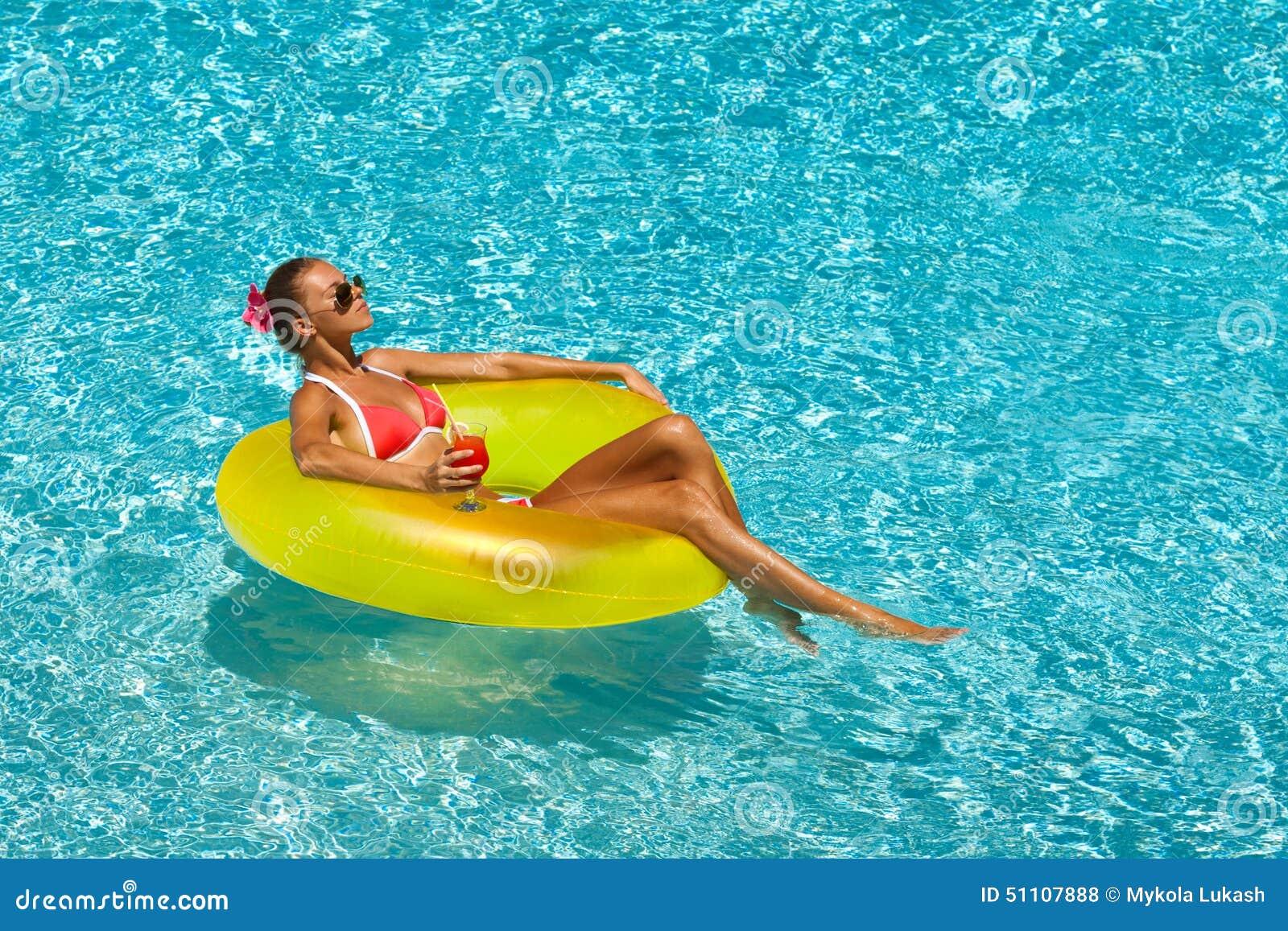 Beach bikini pool summer tanning tiff