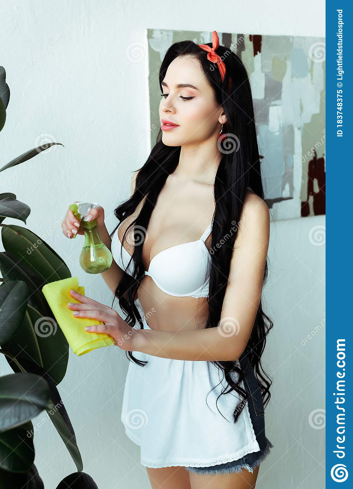 Hot girls in apron 125 Attractive Woman Sexy Apron Photos Free Royalty Free Stock Photos From Dreamstime