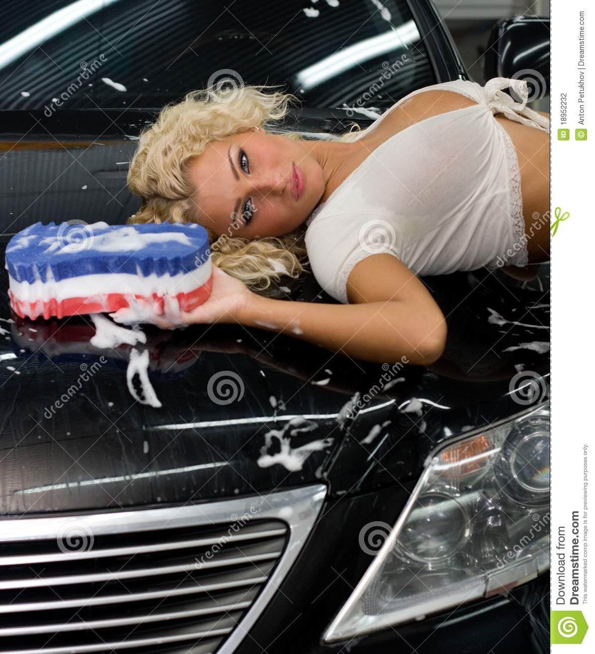 sexy woman cleaning car stock photography image 18952232 swimming suit clipart free bathing suit clipart