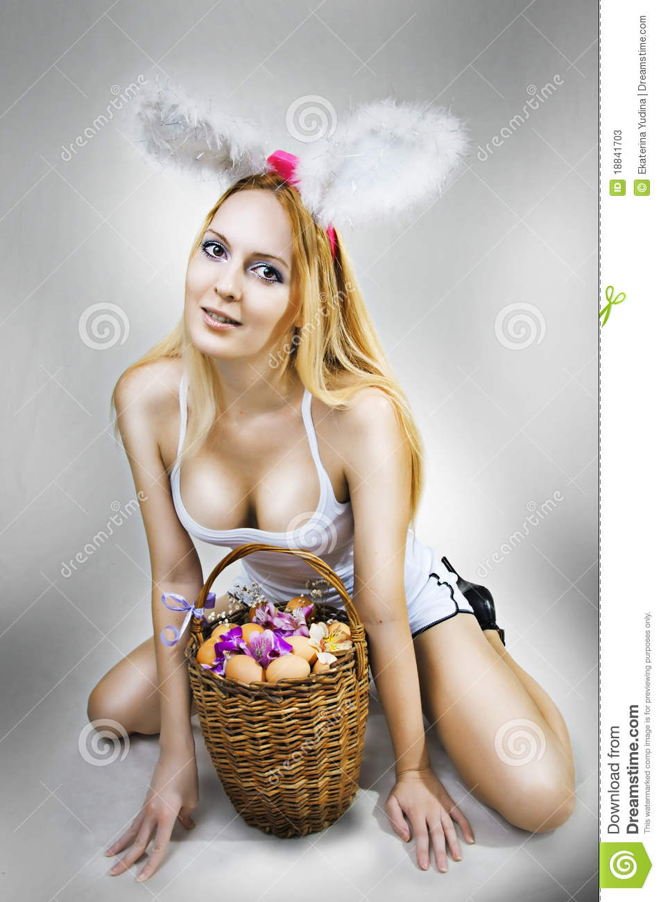big boob easter baskets