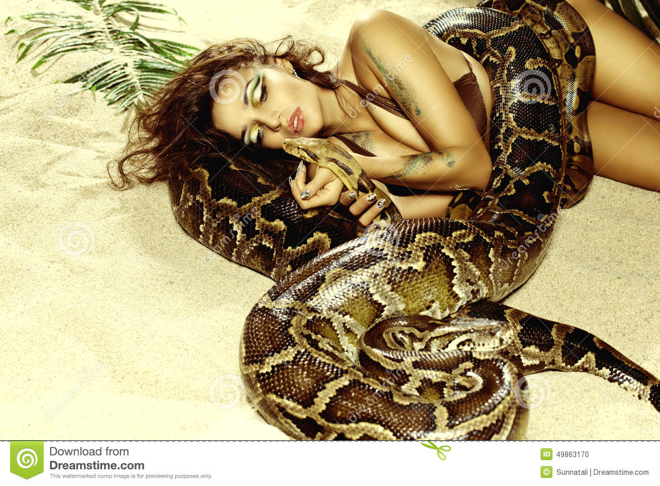 Girl sex with snake image pornos pic