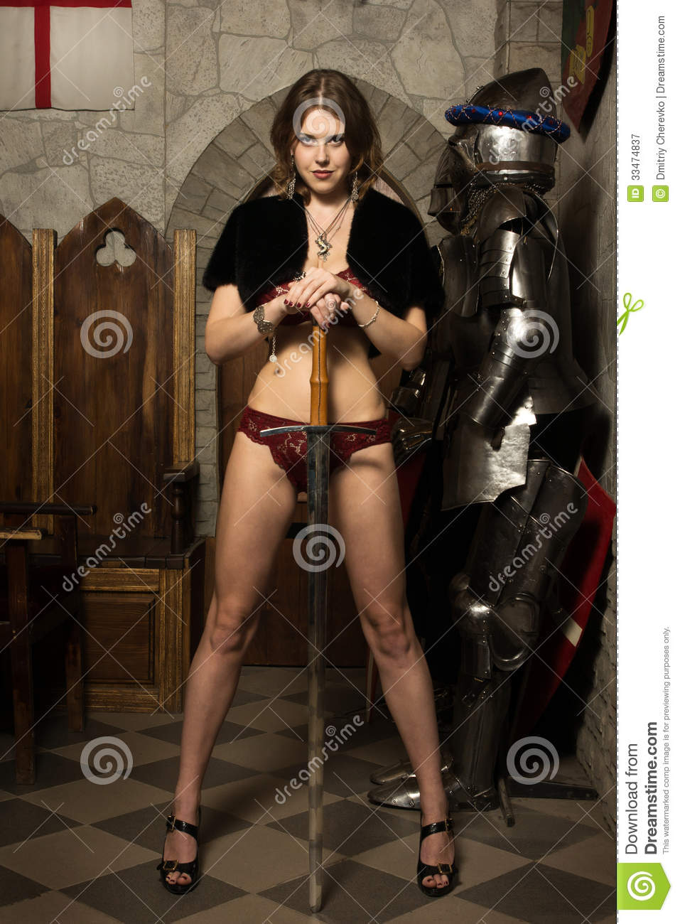 Medieval hot girl sexy pictures