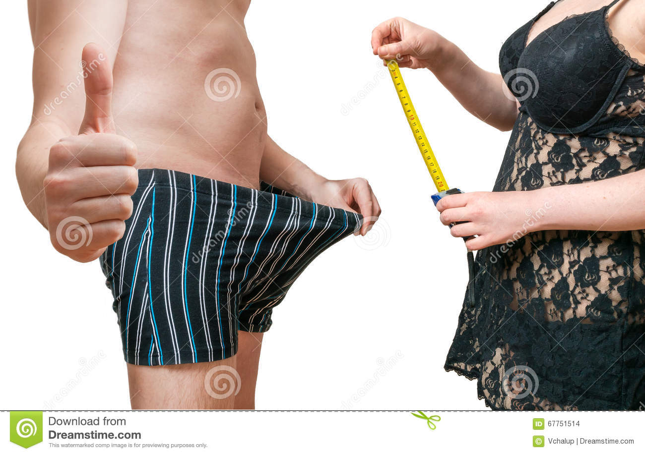 Women Measuring Penis 9