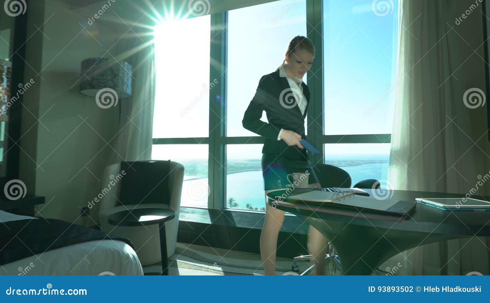 the office business trip the office business