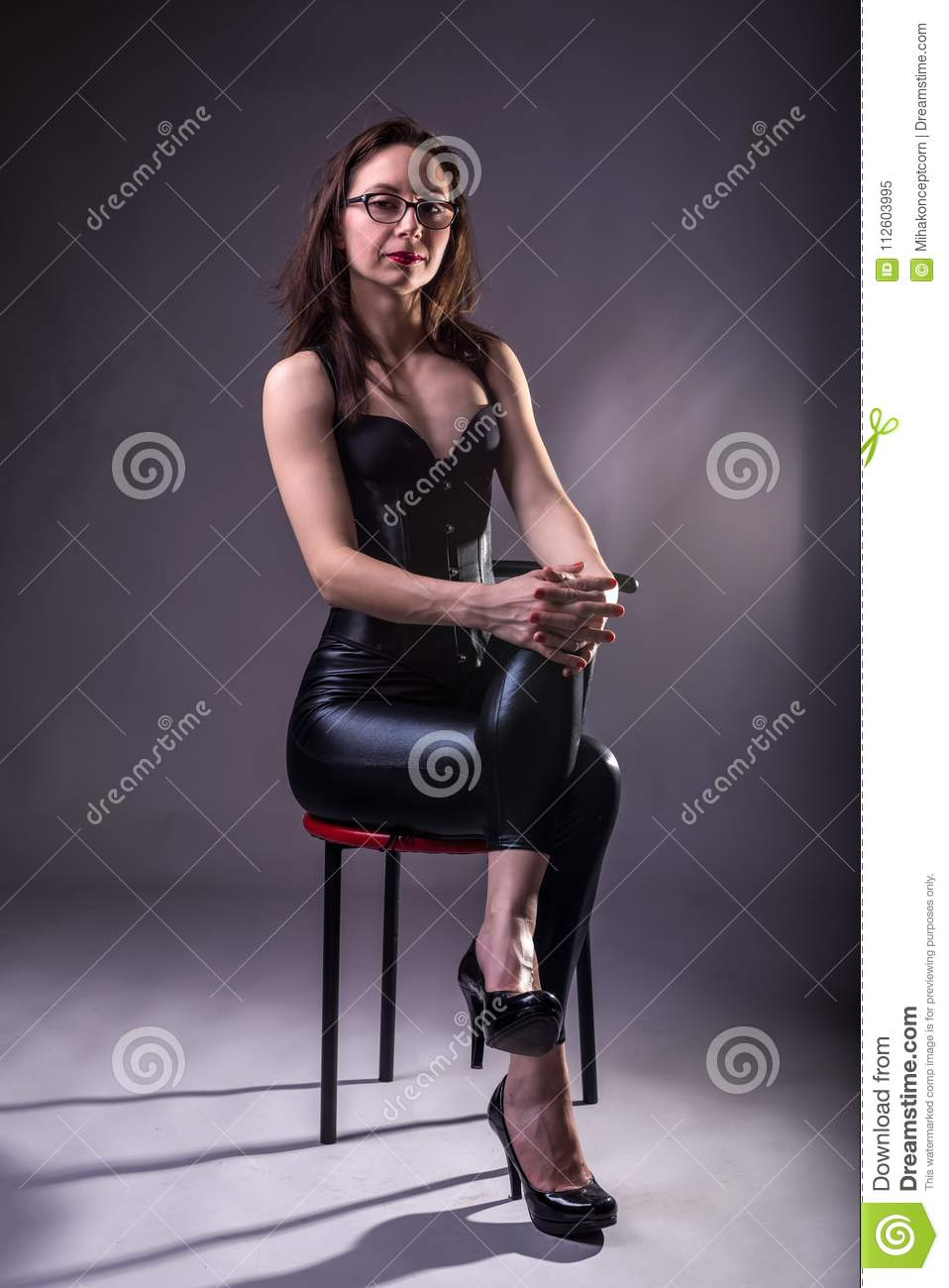 Apologise, women latex and heels
