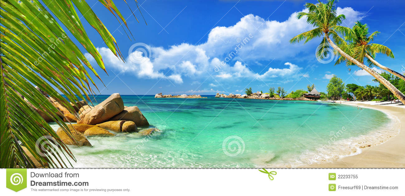 Seychelles islands-tropical paradise
