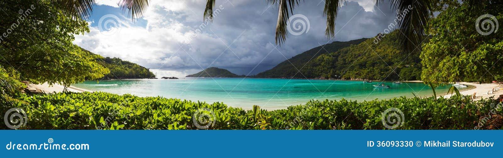 Seychelles, Mahe wyspa