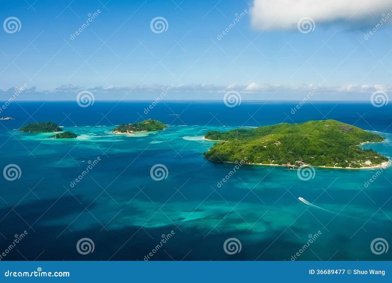 Seychelles wyspy