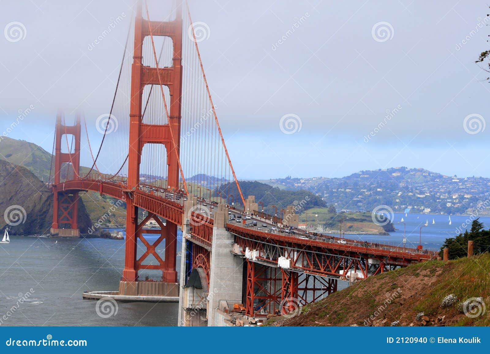 SF.Golden Gatter-Brücke