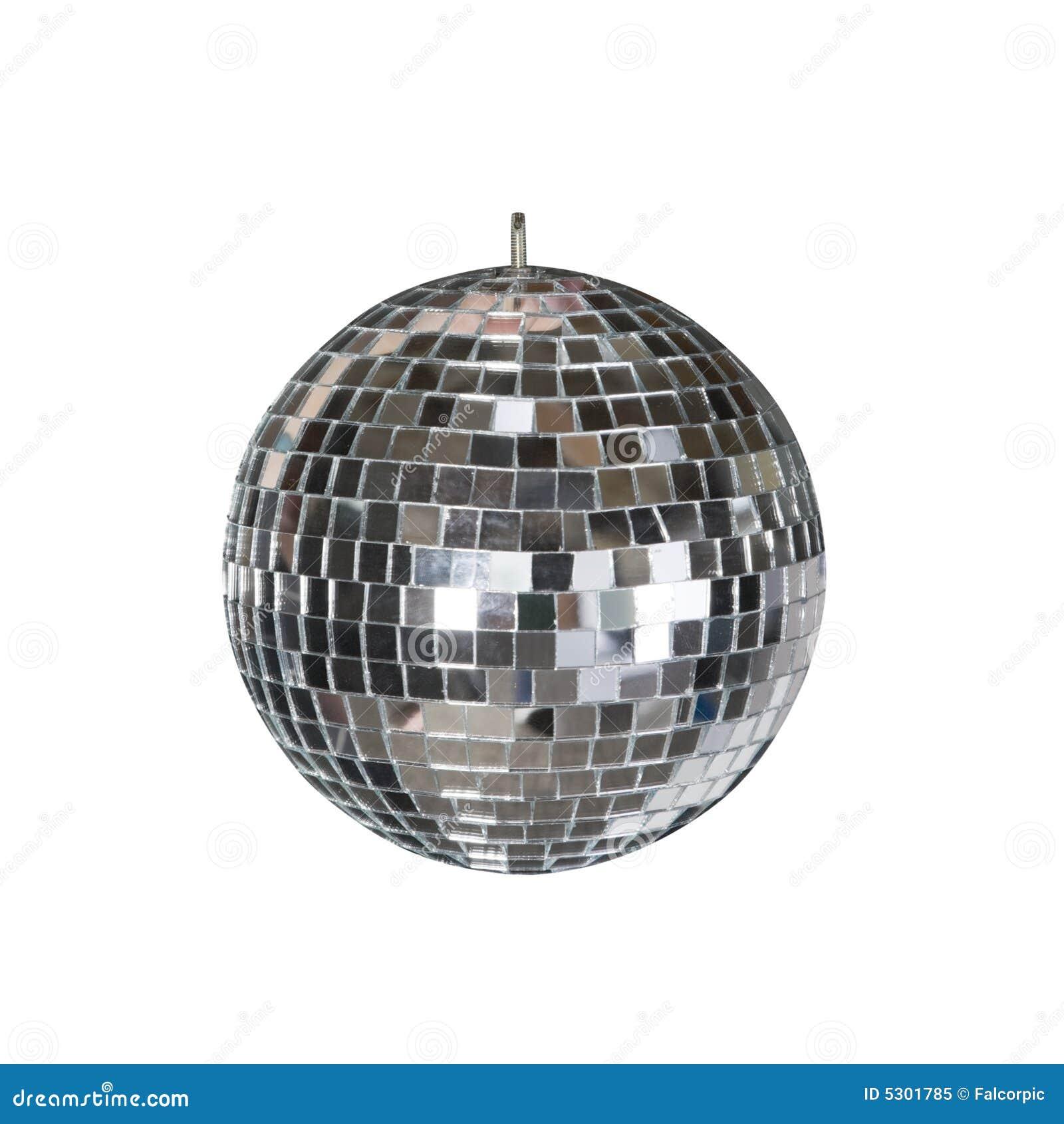 Download Sfera della discoteca immagine stock. Immagine di sfera - 5301785