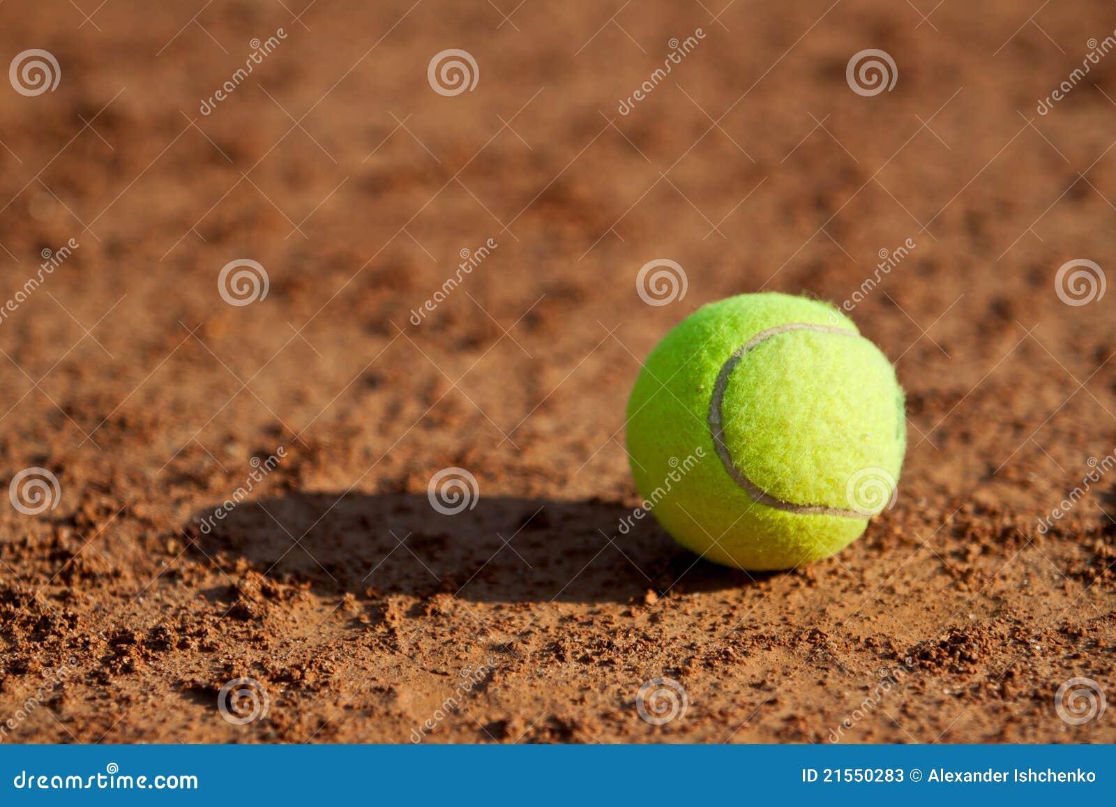 Sfera di tennis.