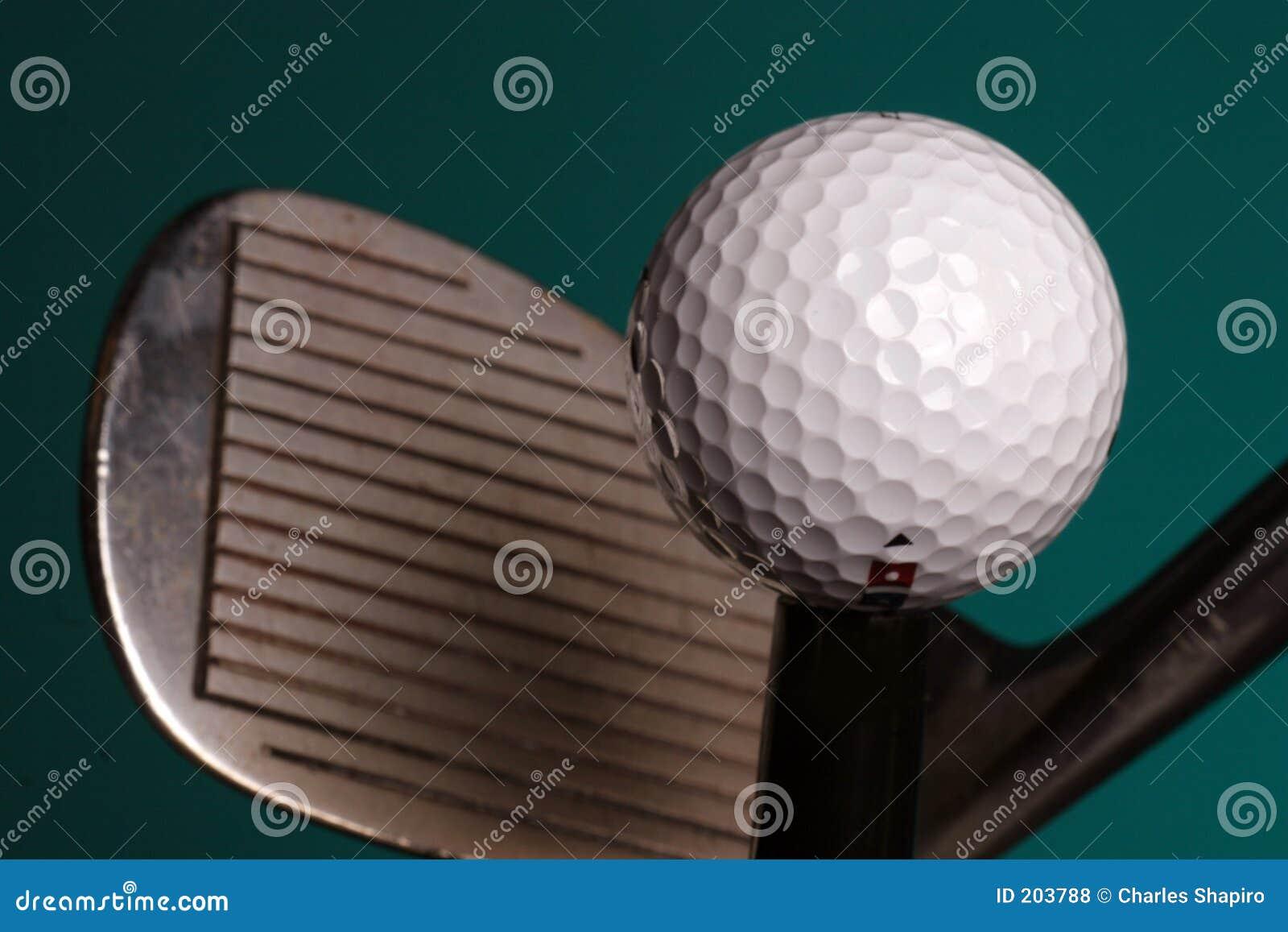 Sfera e ferro di golf
