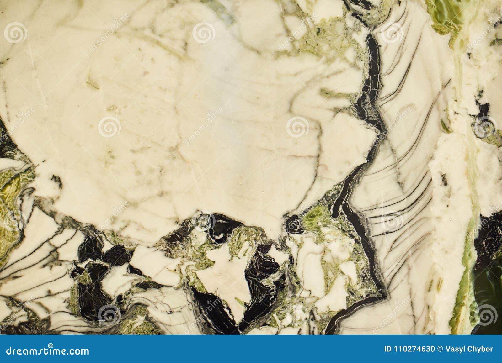 Sfondo Naturale Di Struttura Di Marmo Verde Del Modello Marbl Degli