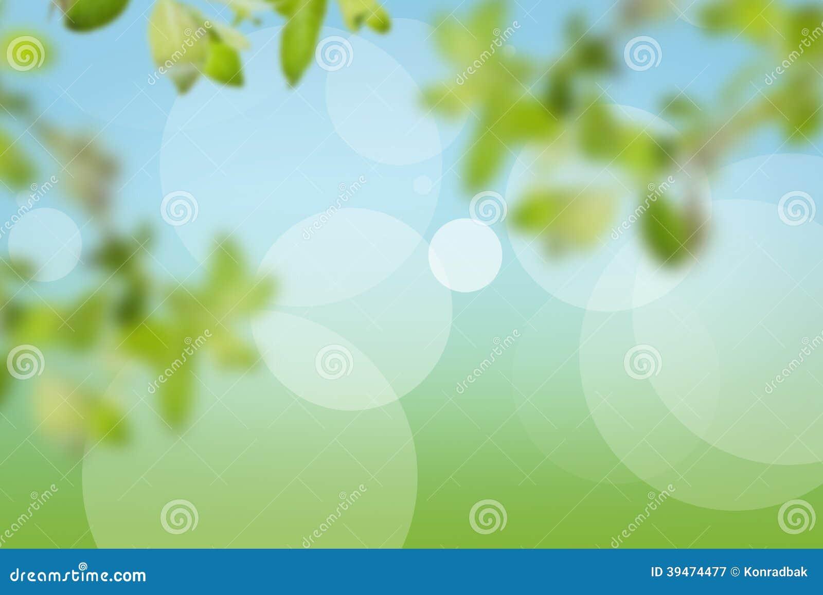 Sfondo naturale fatto di pianta