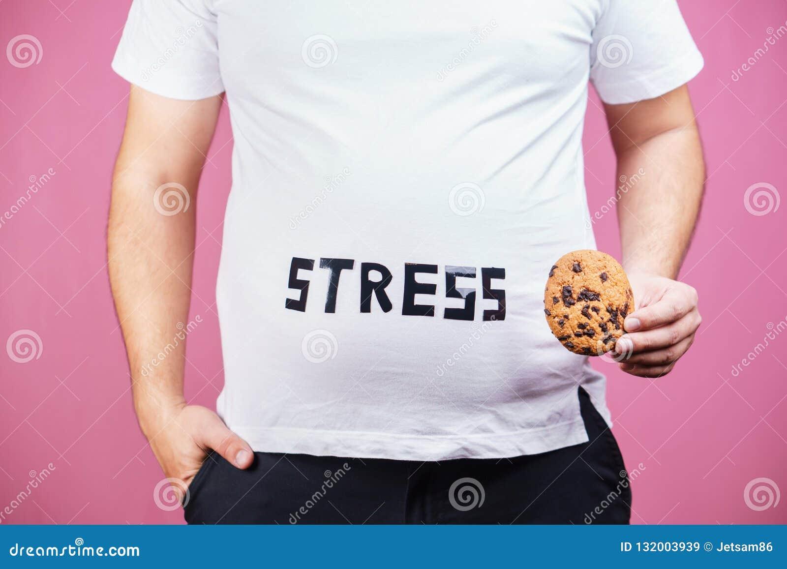 Sforzo, bulimia, eccesso di cibo compulsivo, obesità