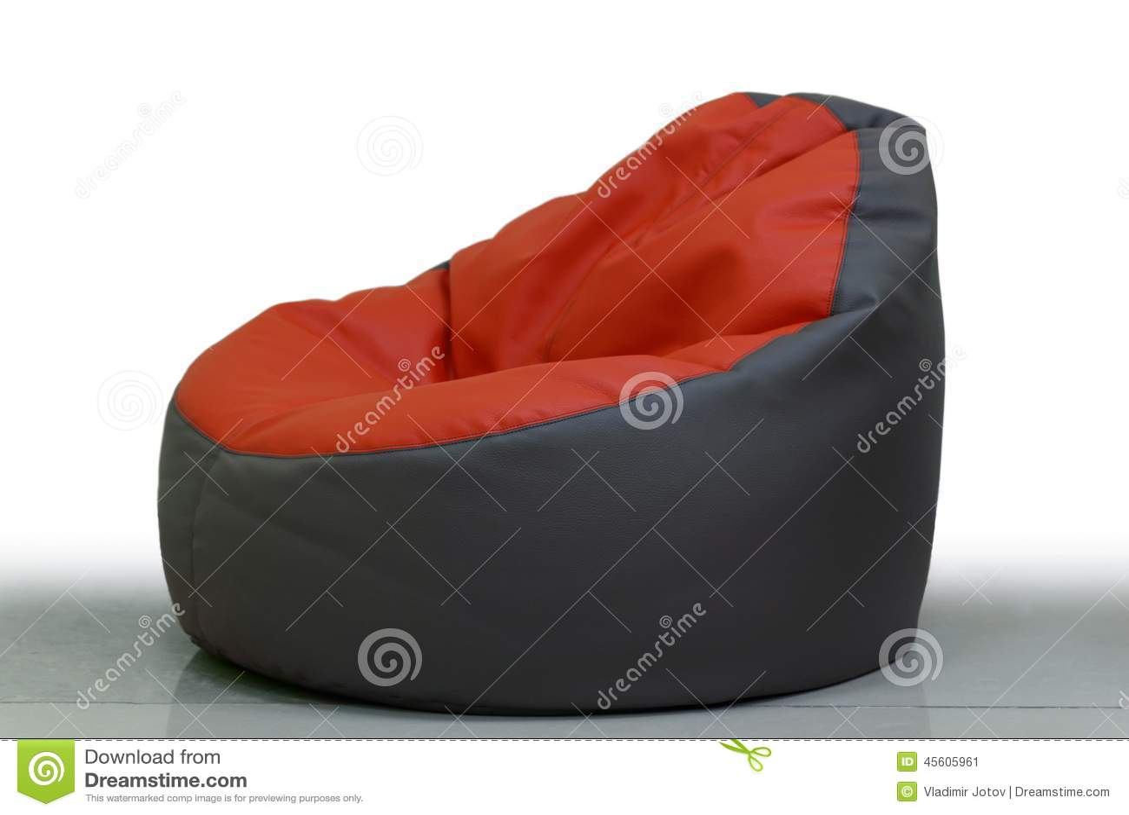 Sgabello marrone rosso su bianco immagine stock immagine di telaio