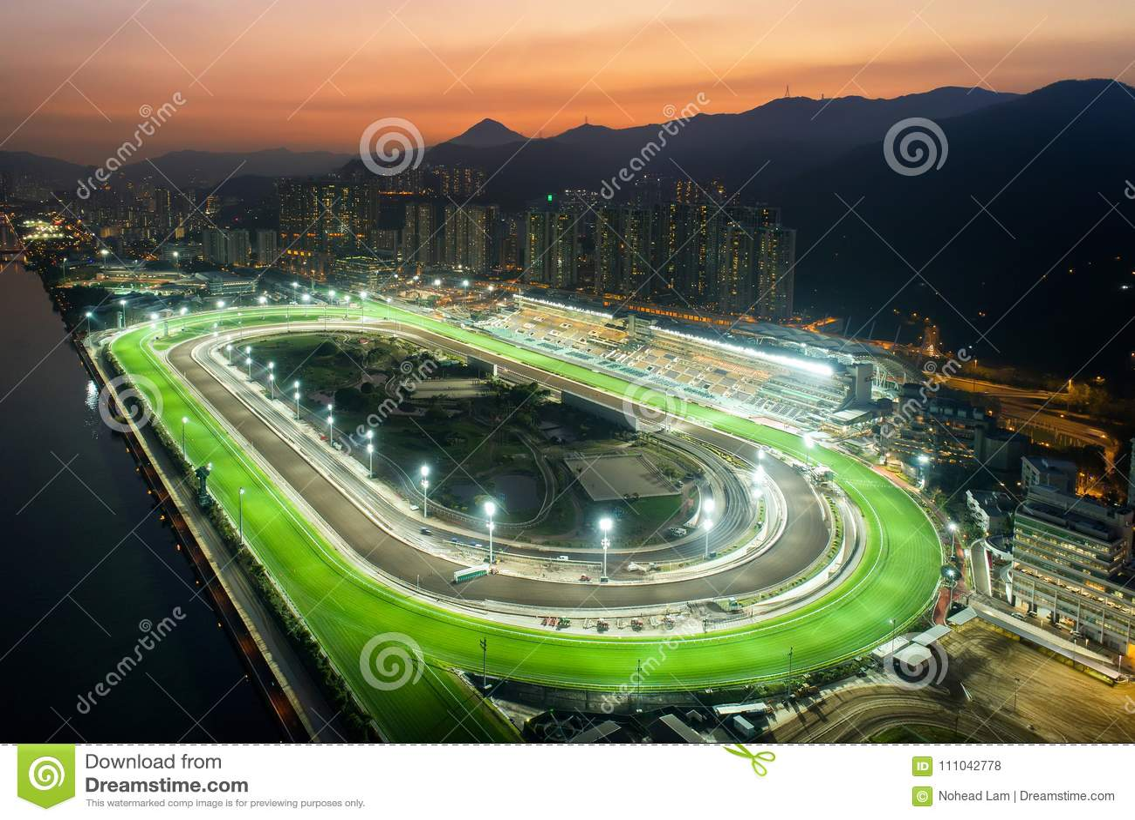 Where Is Sha Tin Racecourse
