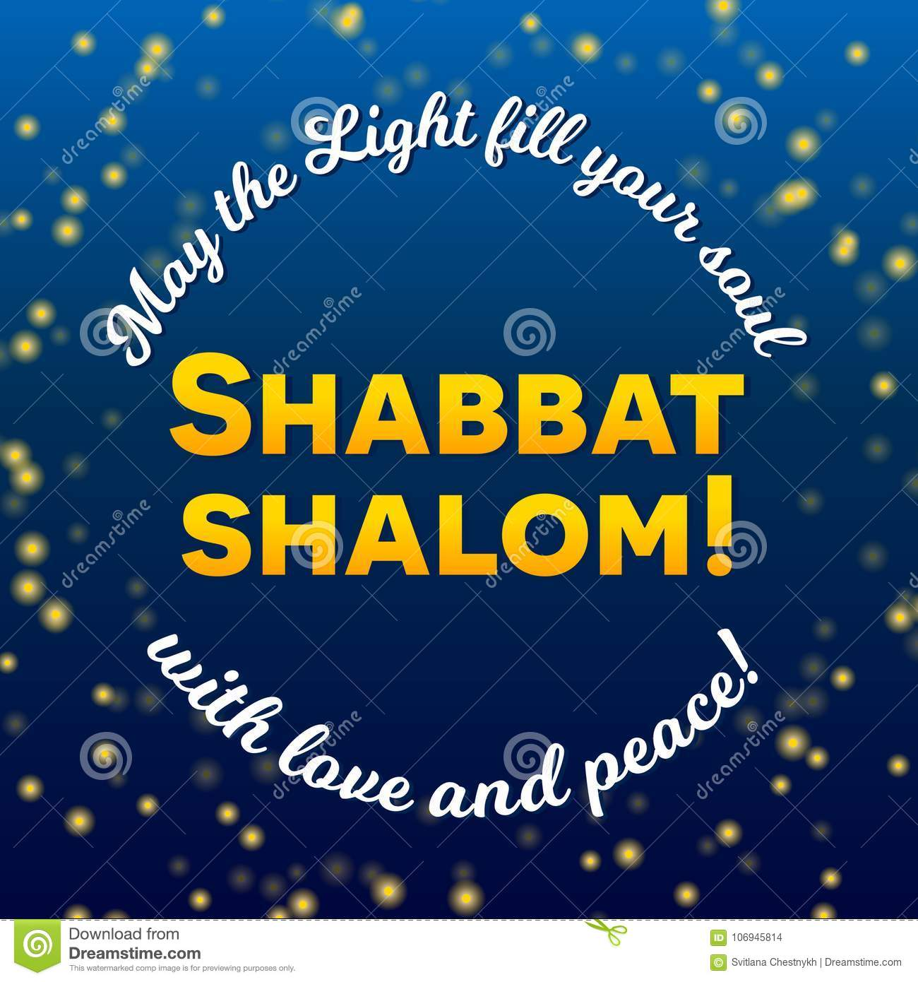 Shabbat shalom candles greeting card lettering starry night sky shabbat shalom candles greeting card lettering starry night sky background m4hsunfo
