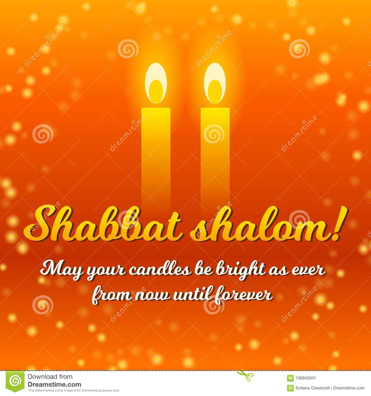 Shabbat shalom two candles greeting card lettering stock vector shabbat shalom two candles greeting card lettering m4hsunfo