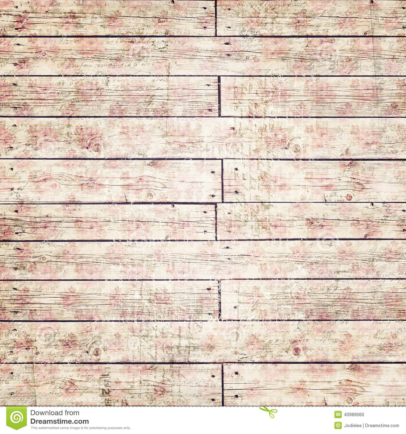 Shabby Chic Background Stock Photo - Image: 40989060