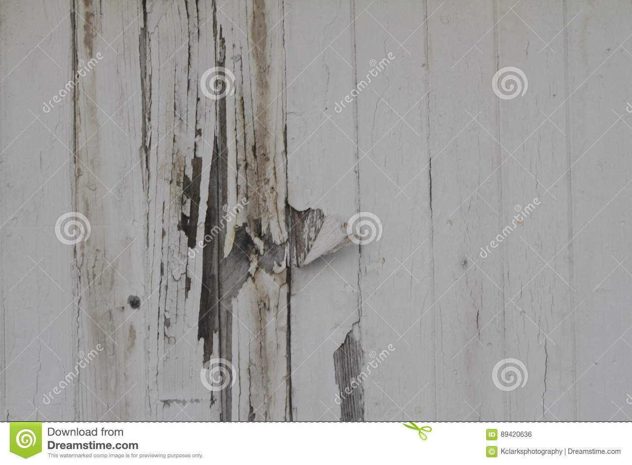 Shabby Chic Wall Paneling : Shabby chic peeling paint grunge texture stock photo image of