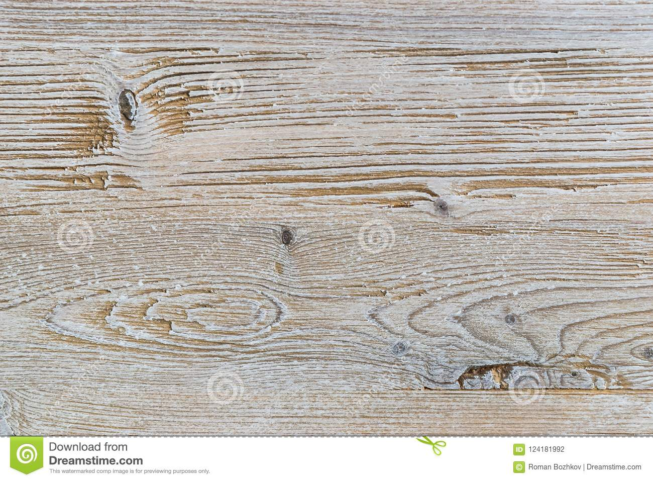Download Shabby White Rustic Painted Wood Texture Close Up As Background Stock Photo