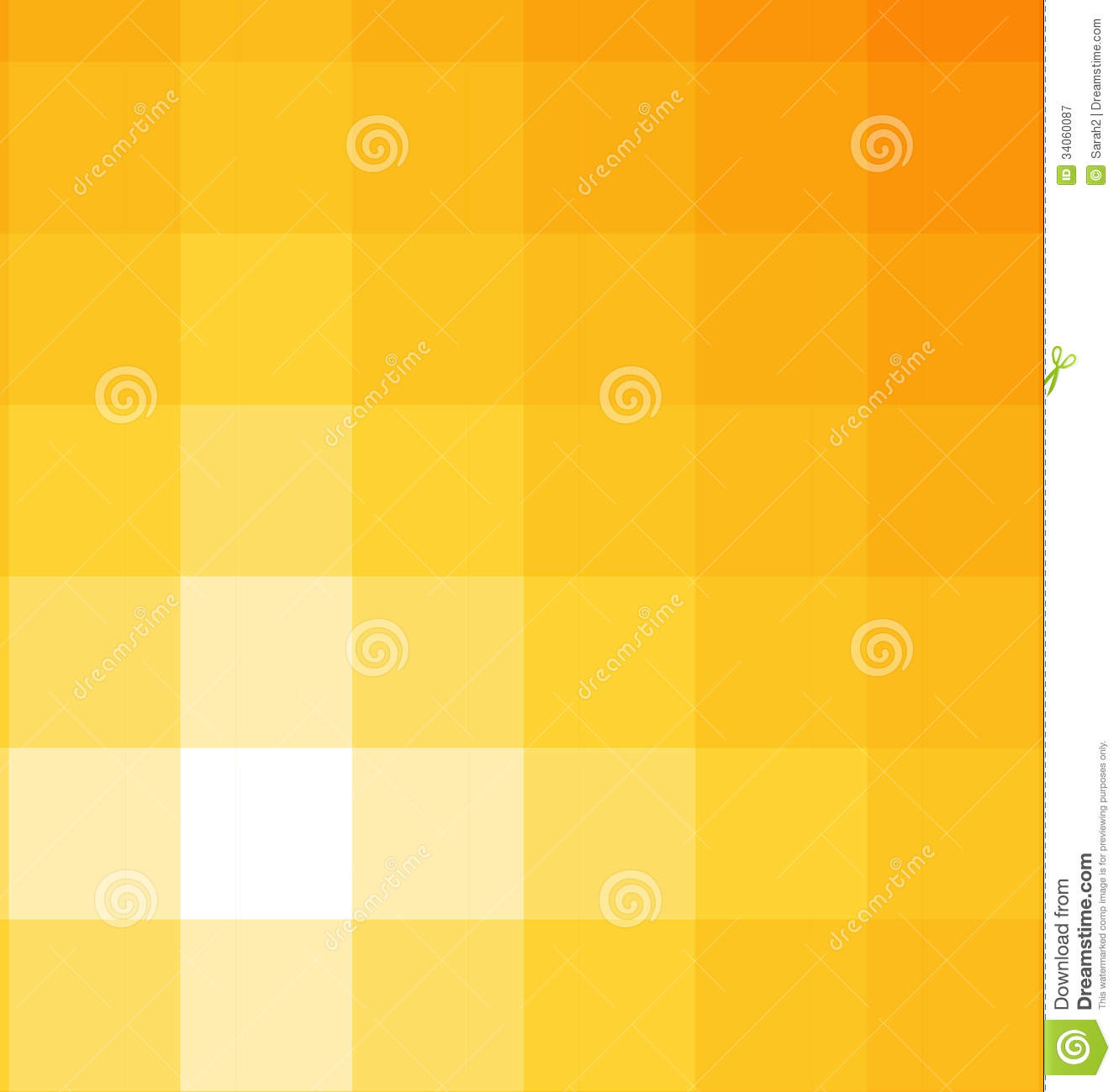Yellow Shades shades of yellow square background royalty free stock photography
