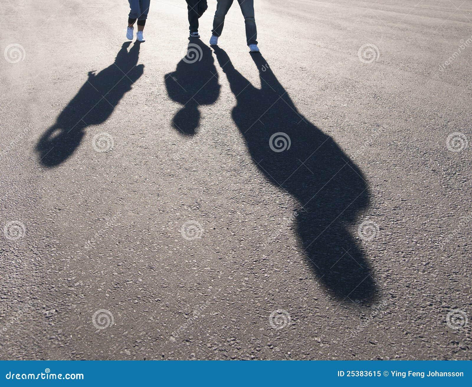 M Shadows 2012 Shadow Of People Royal...