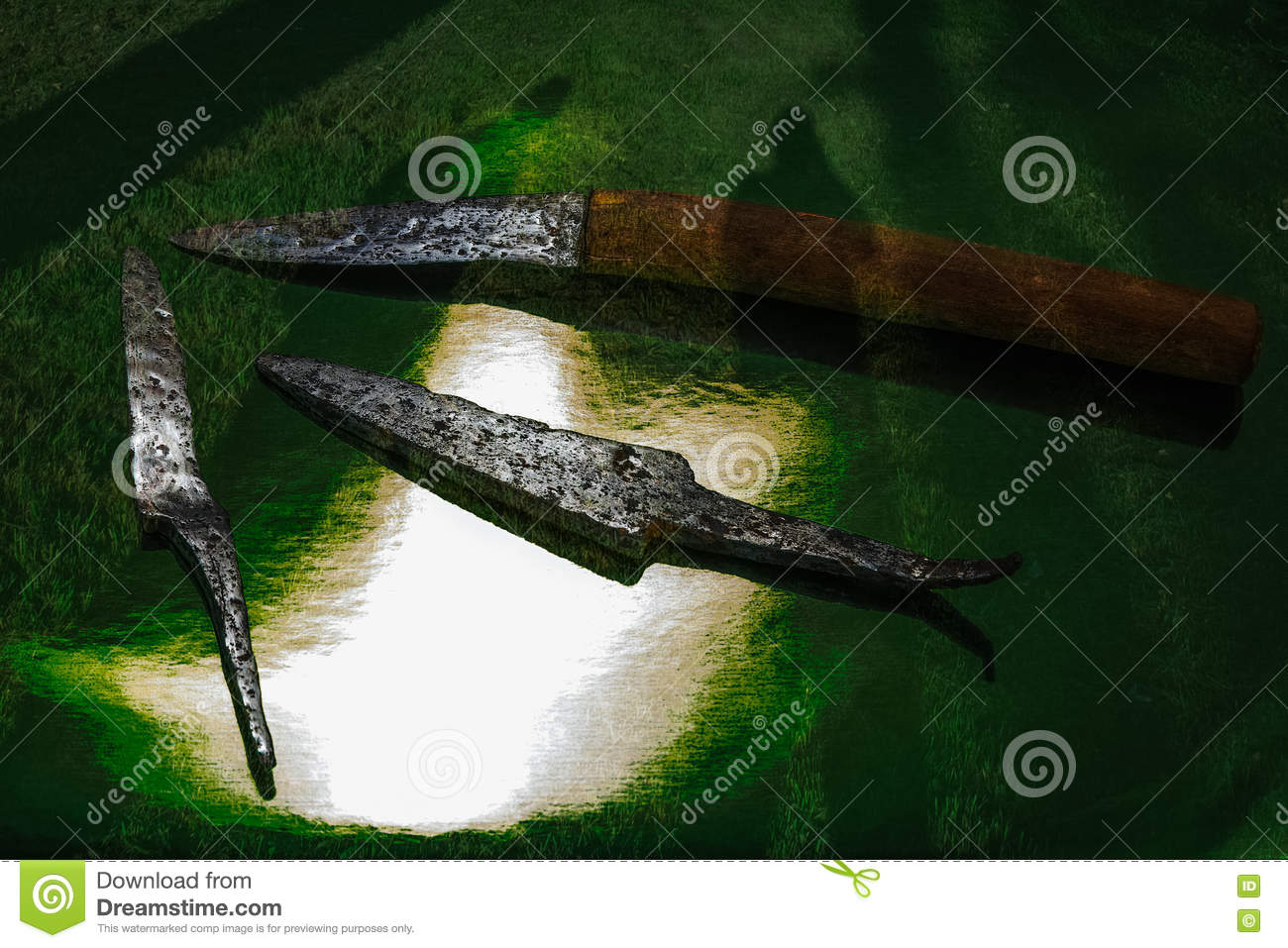 Download Shadows of far ancestors stock image. Image of imagination - 81201835