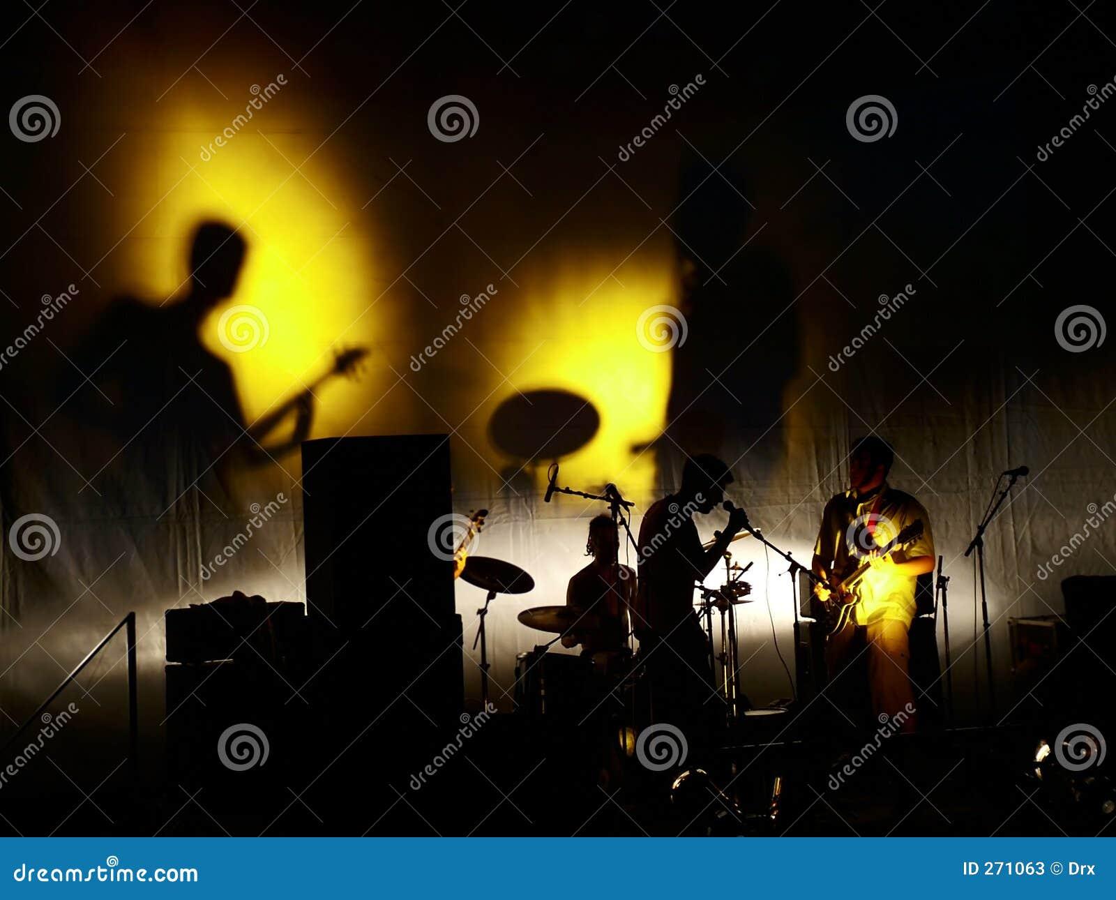 Shadows music concert