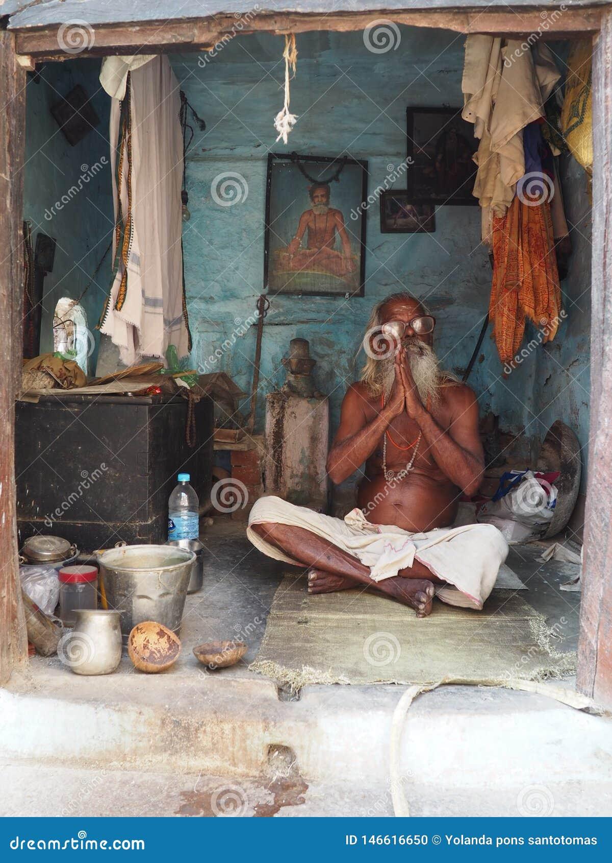 Shadu в его доме
