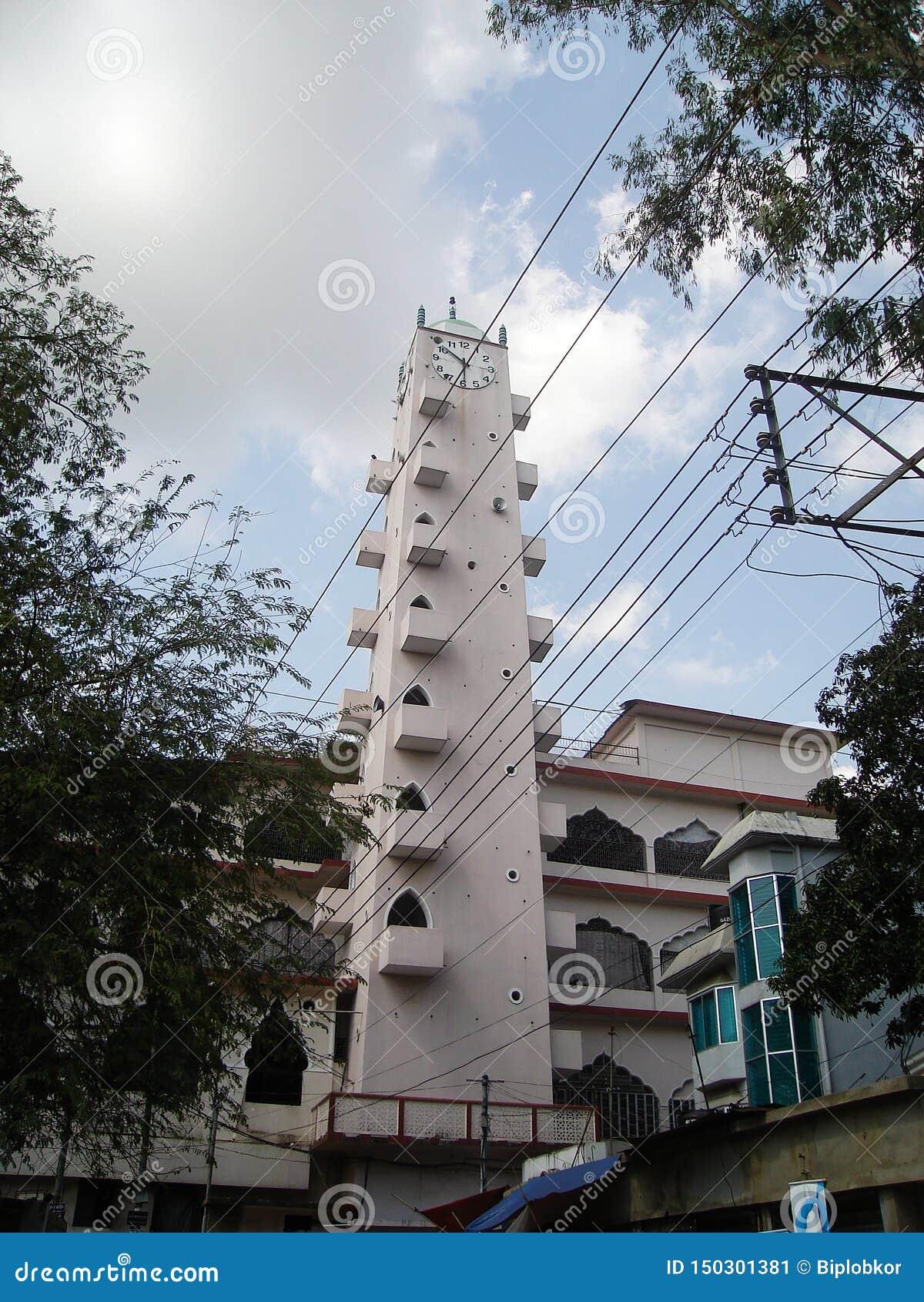 Shahjalal Mazar, Sylhet, Bangladesz 2007