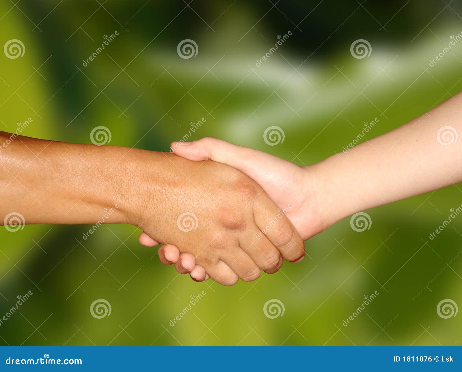 Shake ręce