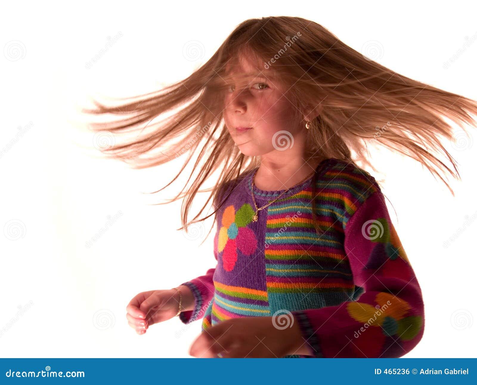 Shake włosów