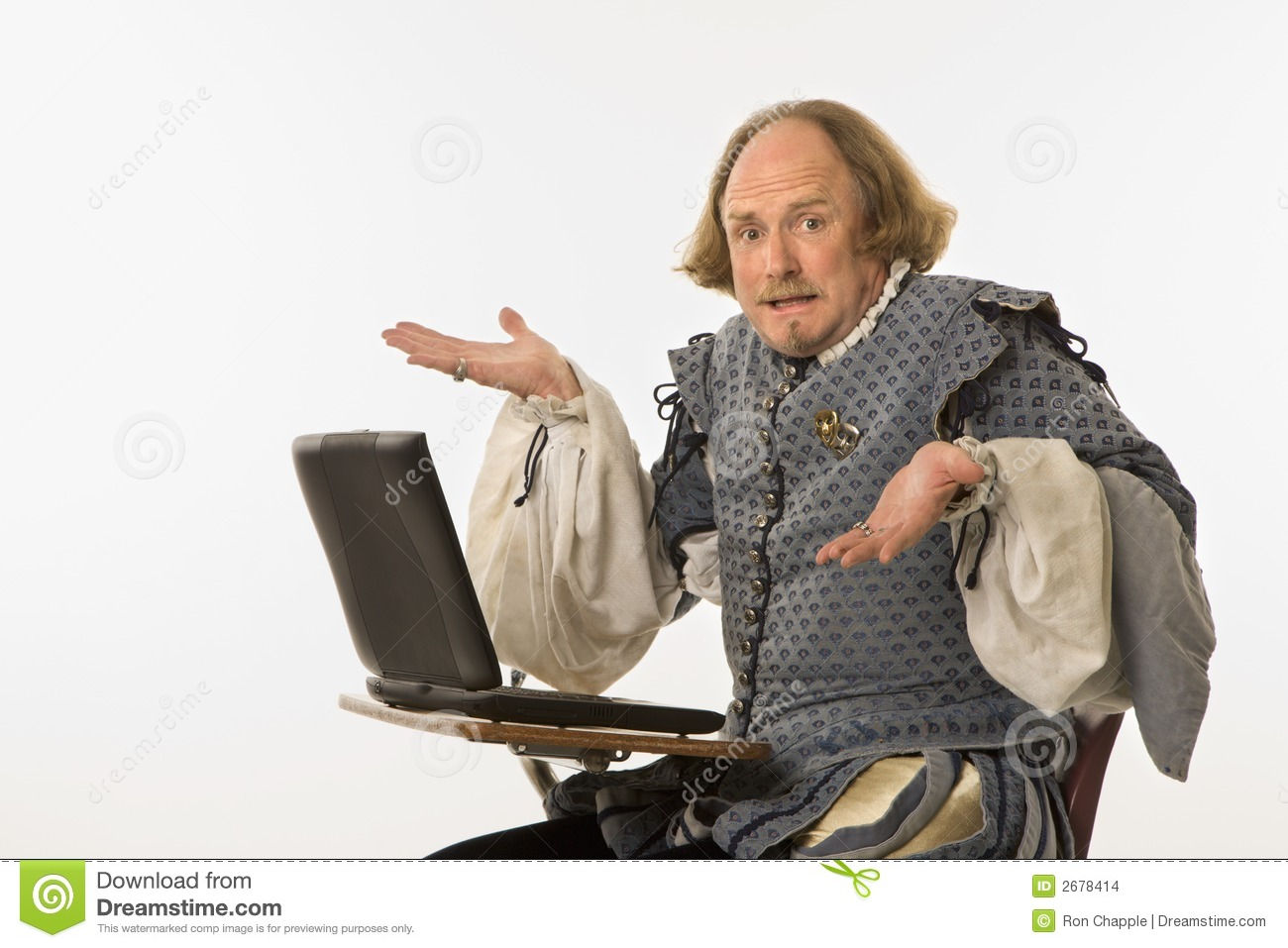 Citaten Shakespeare Pc : Shakespeare with computer stock images image