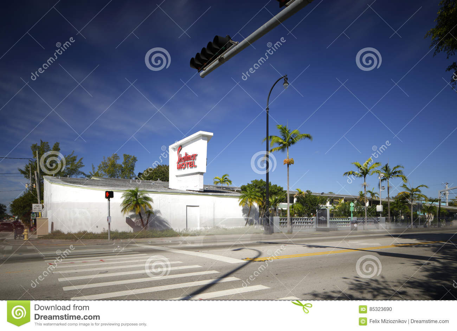 Shalimar Motel MiMo Miami