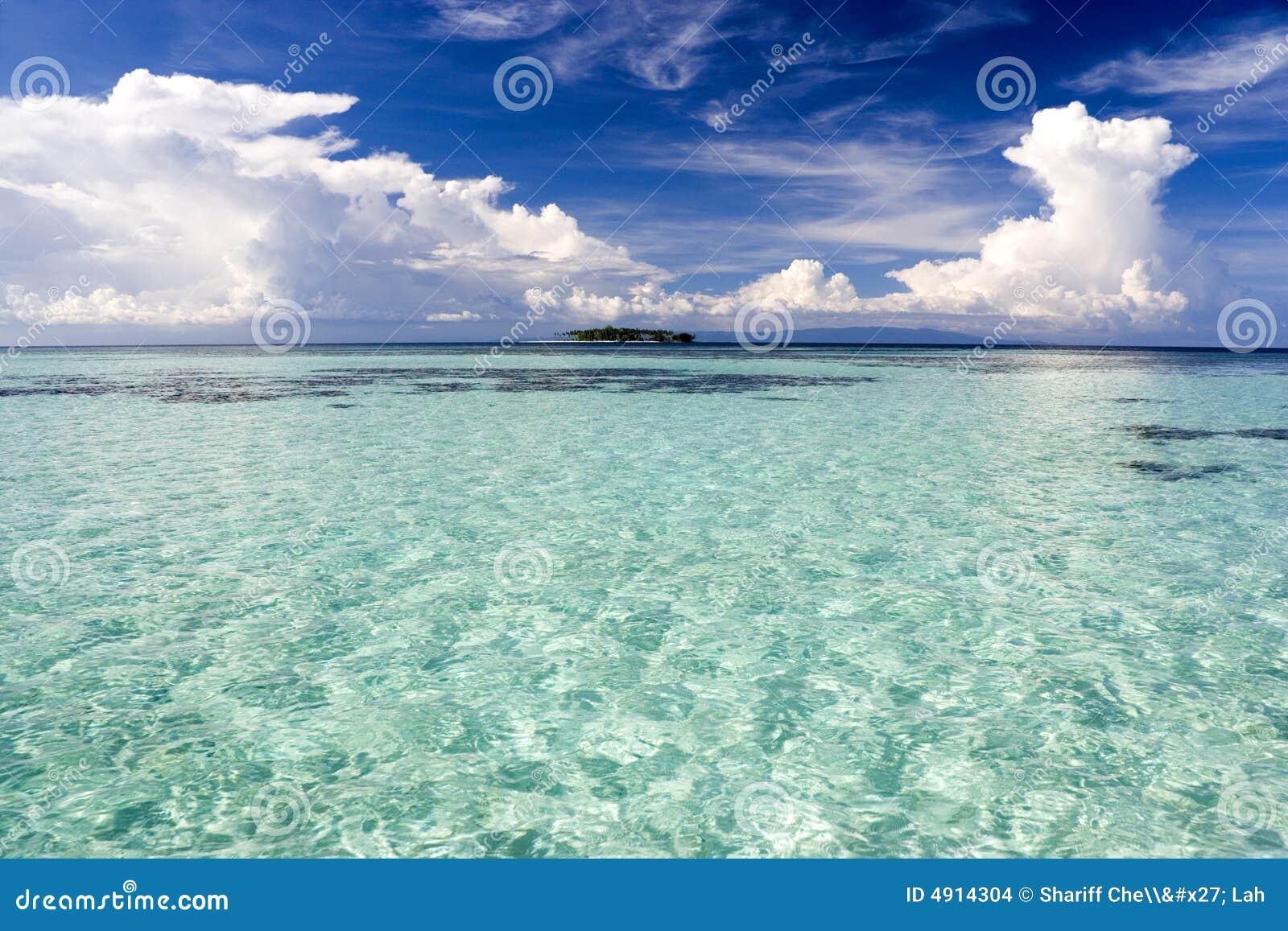Shallow Open Sea