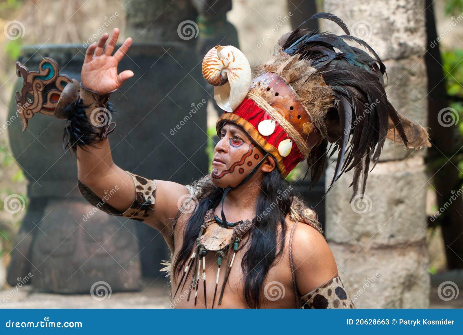 Shaman Mayan