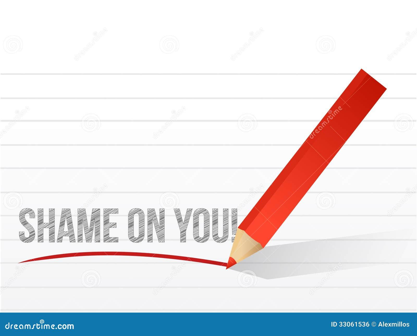 Images for the Word Guilt Shame