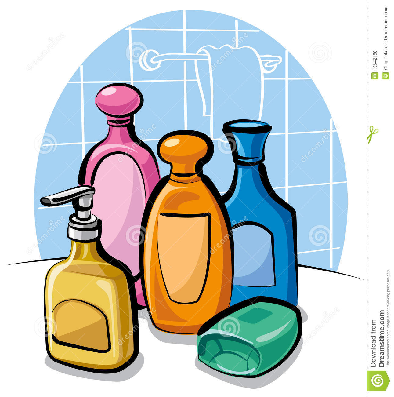 Shampoo And Soap Stock Photo - Image: 19642150