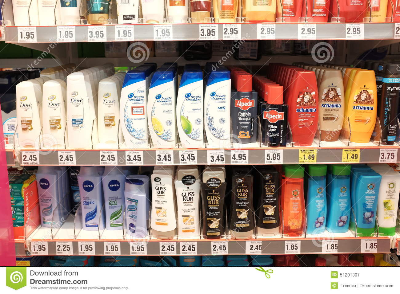 Best Supermarket Shampoo For Colored Hair