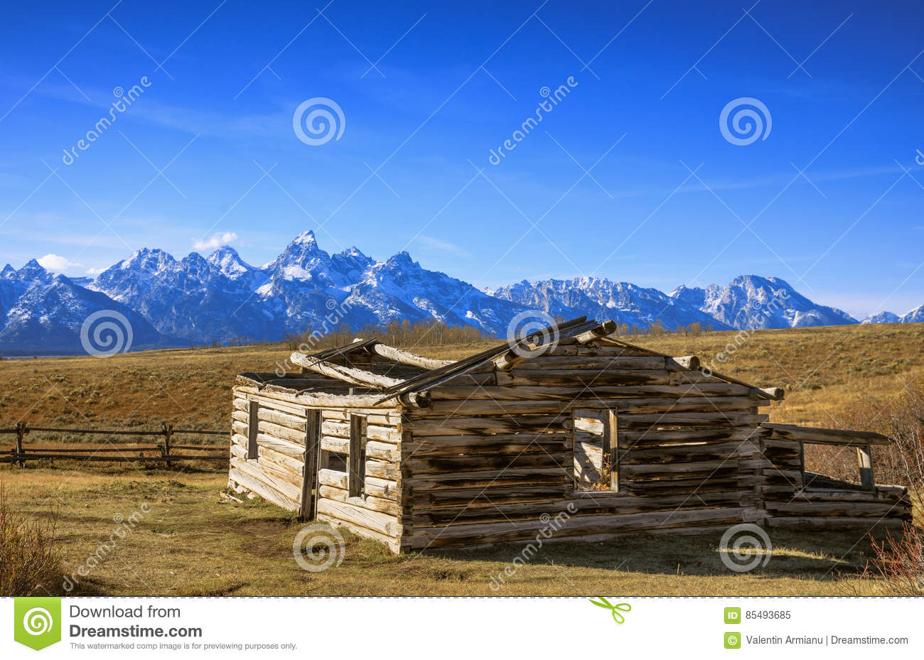 » The Shane Cabins: Authentic Homestead in Grand Teton