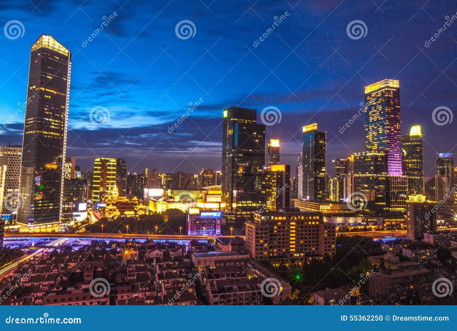 Shanghai CBD