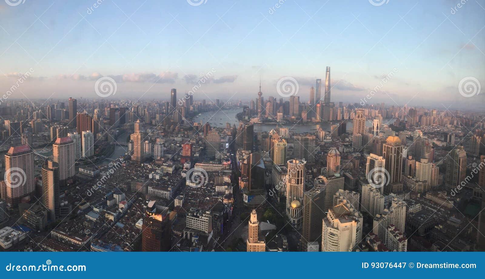 Shanghai de dijkmening