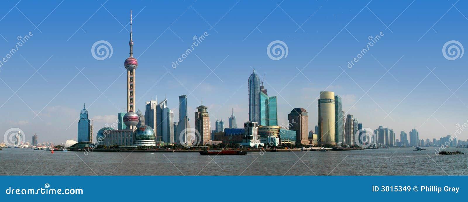 Shanghai horisont
