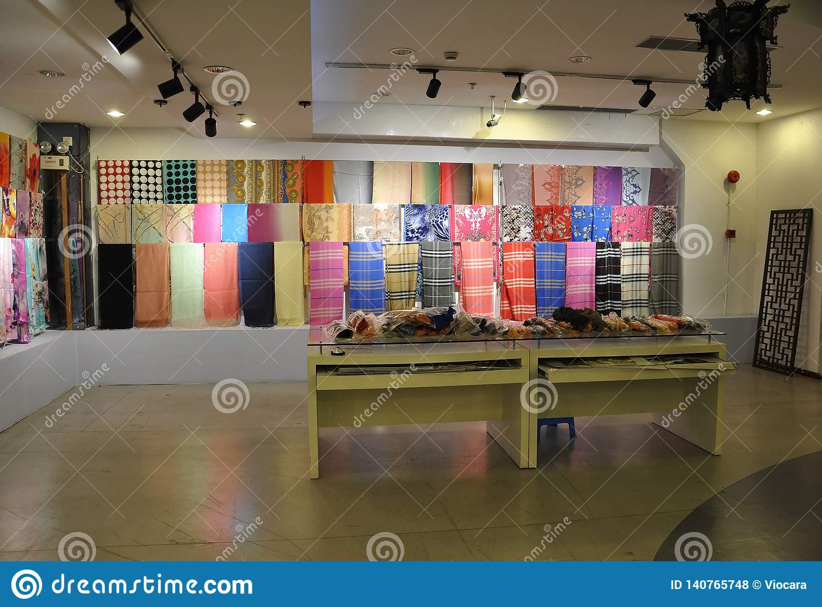 Showroom Design Shanghai.Shanghai 2nd May Silk Factory Showroom Interior From