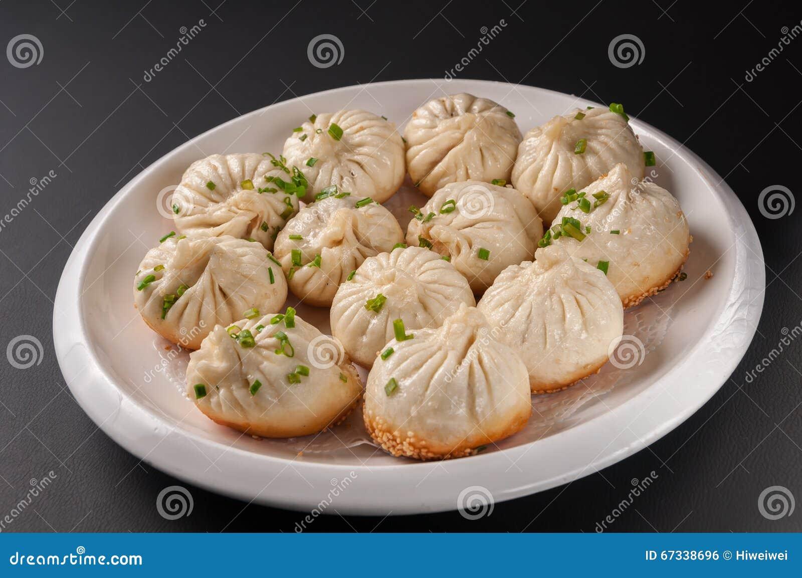 Shanghai Pan-Fried Baozi