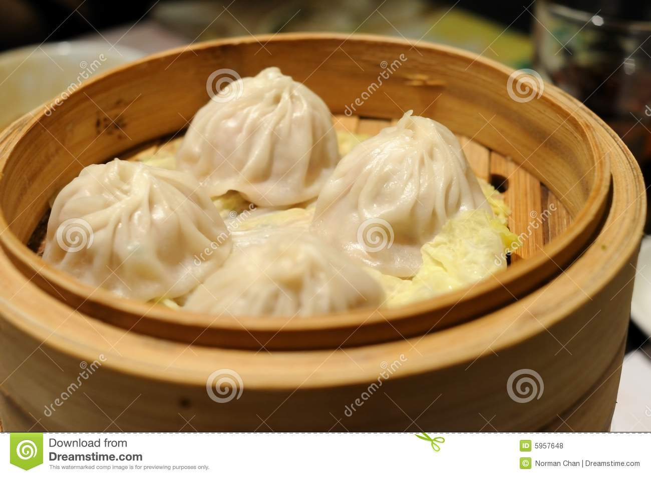 Shanghai Soup Dumplings Royalty Free Stock Photos - Image: 5957648