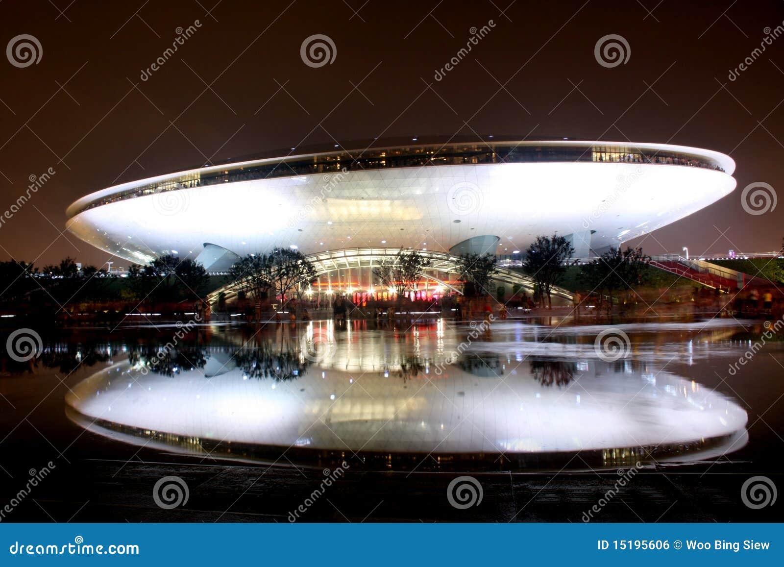 Shanghai World Expo Culture Center