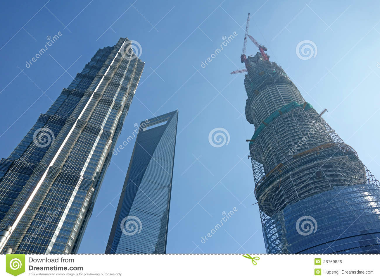 Shanghai Tower | EWCG